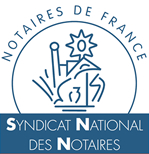 syndicat-notaires Logo